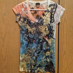 Daytrip butterfly t-shirt